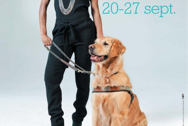 semaine chien guide d'aveugle ffac